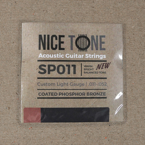 NICETONE SP011 木吉他套弦(Made in USA)