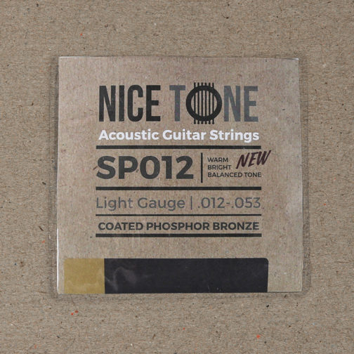 NICETONE SP012 木吉他套弦(Made in USA)